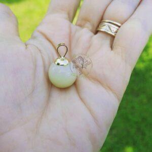 perla cu lapte matern